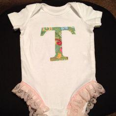 Baby onsie gift