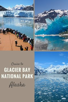 Entering Glacier Bay National Park by cruise ship is an amazing experience. Here's how to get the most out of your day cruising through the park. Glacier Bay National Park, National Parks, Glacier Bay Alaska, Alaska Salmon, Alaska Cruise, What To Pack, Where To Go, Places To Visit, Survival