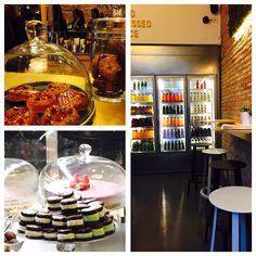 Green Berry Barcelonaa. Smoothies, zumos, sandwiches naturales y las más deliciosas tartas. Todo en un mismo sitio