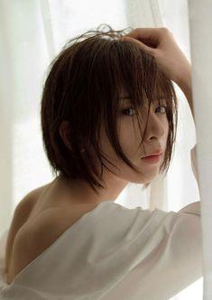 Hashimoto Nanami, Deep Impact, Beauty Shots, Girls Image, Beauty Women, Short Hair Styles, Idol, Female, Lady