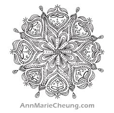 I will be participating in Culture Days at the Illumine Gallery. Learn how to draw a mandala!