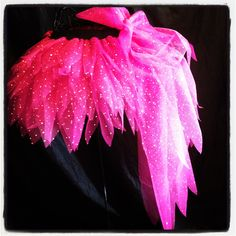 neon pink tutu princess hen night costume sparkle barbie www.tutufactory.co.uk