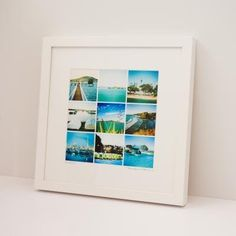 Art :: Framed Photography :: Auckland Lomo- framed photographic print