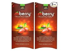 Other Candy, Gum & Chocolate Home & Garden Expressive Mberry Miracle Fruit Tablets 10-count New