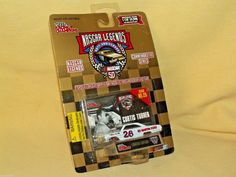 NASCAR Legends Curtis Turner Ed Martin Ford 50th Anniv Card Stand Ltd Ed Iss 25…