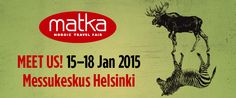 Are you planning to attend the Matka Travel Fair in January? January, How To Plan, Travel, Viajes, Traveling, Trips, Tourism