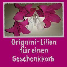 Für eine liebe Kollegin zum Abschied muss auch mal Handarbeit sein 😥 #origami #diy #basteln