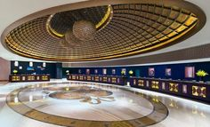 TEXAS TOP INTERIOR DESIGNERS: DESIGN DUNCAN MILLER ULLMANN - Sheraton Cotai, Macau | Luxury Interior Design | Design Inspiration | www.homeandecoration.com #interiordesign styles #duncanmillerullmann #homedecor #designideas #moderndesign #luxuryinterior #topinteriordesigners
