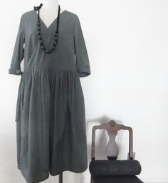 MomoLike - Tactile, simple and personal.  Intentionally make the look of distressed vintage feeling (garment dyed effect) Make a new wardrobe with full of hand dyed OOAK pieces