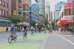Want more people to ride bikes? Build bike paths, lanes and tracks, and they will ride.