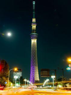Tokyo Sky Tree Japan