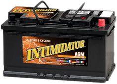 Deka 9AGM49 AGM Intimidator Battery 850 CCA: .auto-style1 font-family Arial sans-serif; font-size 9pt; .auto-style2 font-size 9pt;…
