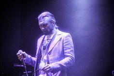 John De Leo in concerto in occasione della serata di chiusura di #LdOFCG 2014