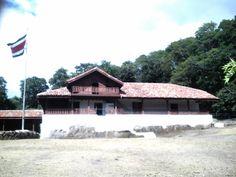 La casona de Santa Roca. Parque Nacional Santa Rosa, is a national park, in Guanacaste Province, northwestern Costa Rica. It was the first national park established in Costa Rica, created in 1971.