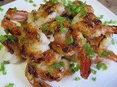 Dukan Diet Recipe Ginger and Honey Shrimp