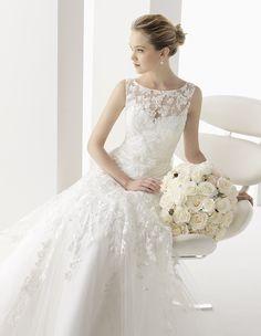 9ab01a102402 MAORI - Bridal 2019. ROSA CLARA COUTURE Collection