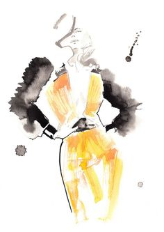 maya beus, fashion illustration, watercolour illustration, product illustration, travel illustration, food illustration