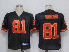 Nike Kansas City Chiefs #50 Justin Houston Lights Out Black Elite ...