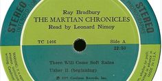 Leonard Nimoy Reads Ray Bradbury Stories