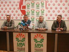 UPA Jaén nombra una gestora hasta la celebración del congreso ordinario en mayo