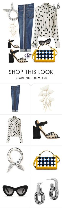 """. . . . . ."" by waltos ❤ liked on Polyvore featuring Alexander McQueen, Natasha Zinko, Charlotte Olympia, Henri Bendel, Sunday Somewhere and John Hardy"