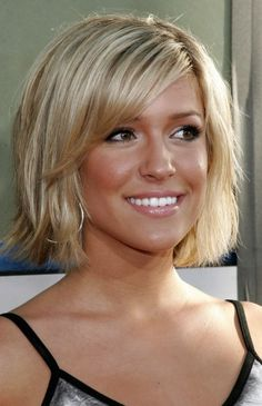 Cute bob hair cut