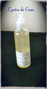 Désodorisant maison aux huiles essentielles