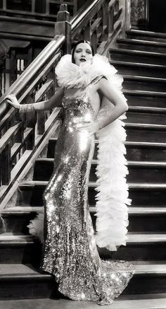 "Kay Francis - 1934 - ""Mandalay"" - Costume design by Orry-Kelly"