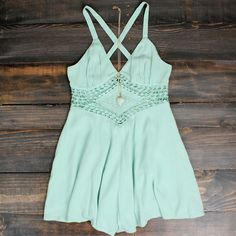 boho chic crochet flowy romper pistachio women's clothing bohemian gypsy hippie southern vacation spring summer outfits from shophearts