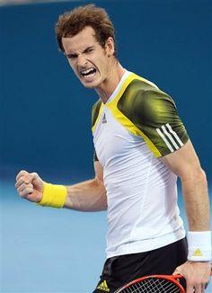 tennis.com - Weekend Review: Murray Fires First
