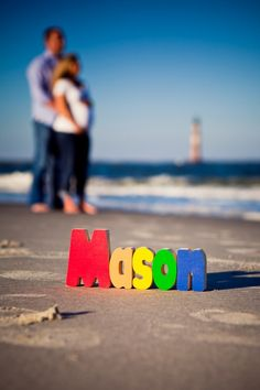 Folly Beach Maternity Shoot by Chi Photography | Done Brilliantly