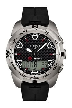 Tissot Men's T-Touch Expert Quartz Sport Watch