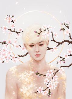 EXO Fanart Suho