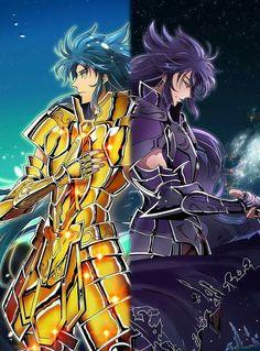 Gemini Story Part 5 ~ Kanon - Saga