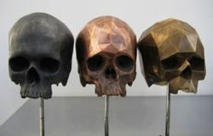 Degenerating skulls