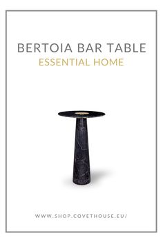Bertoia Bar Table is perfect for a luxurious bar, with a round shape that is not only trendy but extremely enticing. Luxury Furniture, Modern Furniture, Contemporary Design, Classic Style, Shape, Bar, Table, Fit, Desk