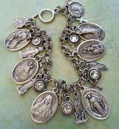 Remember to pray bracelet.