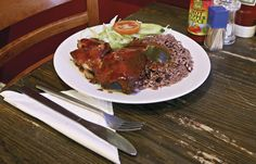 Proper Caribbean food on a menu that's short (and hasn't changed in years!) but delivers: http://www.timeout.com/london/restaurants/jerk-city