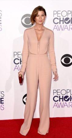 Estas son las mejores y peores vestidas de los People Choice Awards 2015