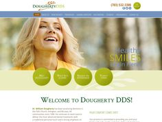 #sesamewebdesign #psds #dental #responsive #blue #green #brown #top-menu #full-width #serif #sans #gradient