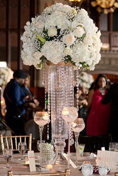 The #Trending Wedding Colors Right Now and We Loved Incorporating Them Into Our Client's Wedding Décor