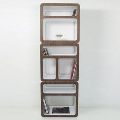 Boom - Metro Multi Shelves by Boom. $725.00. The slightly wider revised version of Metro multi Shelves. Inspired by the popular Metro Cubes, the Metro Multi is a set of 3 stacking units, each with their own interior storage spaces. Use the spaces to display your favorite pictures, candles or books and more!
