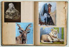 oil studies 2 Art Forms, Concept, Oil, Illustration, Artist, Painting, Illustrations, Artists, Painting Art