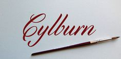 Font Cylburn