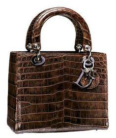 Google Image Result for http://www.pursepage.com/wp-content/uploads/2007/08/lady-dior-brown-crocodile-designer-purse.jpg
