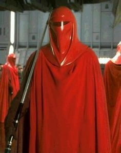 Imperial Royal Guard, Return of the Jedi