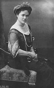 Adelaide of Schaumburg-Lippe, duchess of Saxe-Altenburg 1875-1971