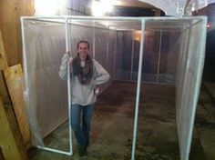 New Oyster Mushroom Grow Room Construction – Homegrown Mushroom Company  http://homegrownmushroomcompany.com/