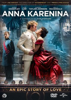 Anna Karenina (2012) esta versión ofrece una visión nueva y audaz del clásico de Leon Tolstoi. La historia explora con gran intensidad la capacidad para amar del ser humano.