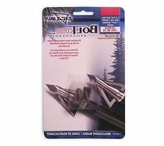 3 in. Crossbow Bolts, Silver, Money